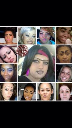 33d170f370952e7cc0261725457212e1 eye brows bad eyebrows girls with sharpie eyebrows from florida what can you do with