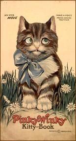 """Pinky-Winky Kitty-Book""  (love the graphics)"