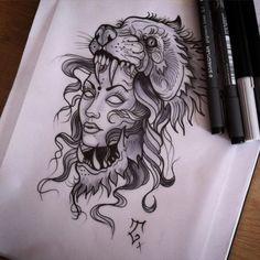 Resultado de imagen para tattoo neotraditional
