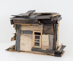 """Beverly Buchanan """"And You May Find Yourself..."""" Solo show at Andrew Edlin Gallery, May 2-June 13, 2015."""