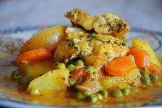 Fish Recipes, Seafood Recipes, Vegetarian Recipes, Cooking Recipes, Naan, Tagine Cooking, Fish Dishes, Food Design, I Love Food