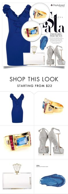 """""""Pre Adored 1/VI"""" by amra-mak ❤ liked on Polyvore featuring Lanvin, René Caovilla, Charlotte Olympia, Urban Decay and PreAdored"""