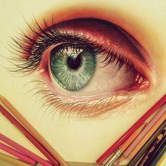 Davidson's Colored Pencil Art amazing!