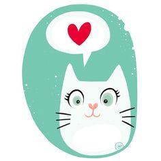 #illustration #cat #paper53 #catlover #paper53app #applepencil #card #digitalcard #illustrationforchildren #MòP #madewithpaper  #mopidea