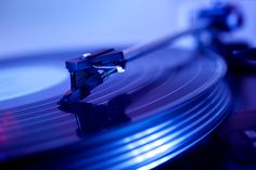 Record player and record Gramophone Record, Record Player, Vinyl Records, Sci Fi, Stock Photos, Science Fiction, Turntable