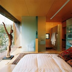 Container Home - luxurious interior