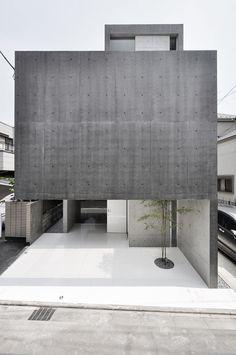 House in Kaijin / Fuse Atelier