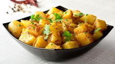Simple aloo tomato curry | Indian | Vegetarian | Recipe
