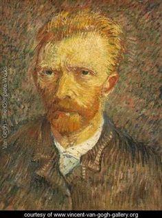 Self XII-Vincent