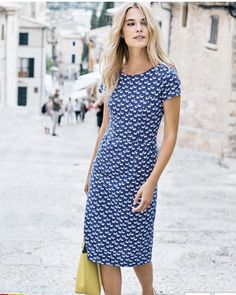 ~~~~~~Try stitch fix today! The latest fashions picked by your own personal stylist delivered right to your door. Stitch fix spring summer 2017 fashion trends Spring Dresses Casual, Day Dresses, Cute Dresses, Short Sleeve Dresses, Summer Dresses, Summer Outfits, Nova Dresses, Dress Casual, Casual Summer