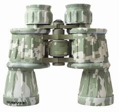 Humvee 10x50 Field Binocular - Digital Camo - Detailed Product Description: 10x50 Binocular, emerald green glass lenses, Digital Camouflage rubber coating, no-slip grip, rain resistant, carrying case with shoulder strap, neck lanyard, rubber lens and eyepiece covers, lens cleaning clothThe HUMVEE 10X50-DC Field Binocular combines innovation, technology and cutting-edge design to provide optical excellence with an exceptional value. This binocular features a digital camo finish and has a 10x…