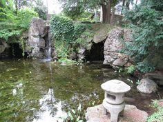 Sonnenberg Gardens - Smart Guide: Ponds, Fountains & Waterfalls