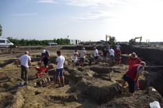 Archaeologists Uncover 7,000-Year-Old Stone Age City In Croatia