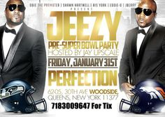 Young Jeezy Superbowl Party @ Perfections Friday January 31, 2014 « Bomb Parties – Club Events and Parties – NYC Nightlife Promotions