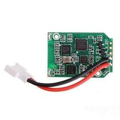 LanLan Spare Parts H107-A43 Receiver Main Board For Hubsan X4 H107D RC Quadcopter