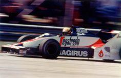 Ayrton Senna - 1984 - Toleman - Brazil