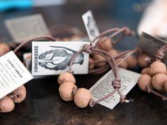 Brooklyn Industries - Seed Bomb Bracelet #ecouterre