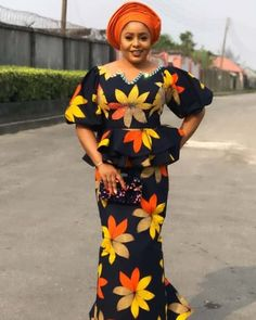 Here are 22 Charming Ankara Style Designs - Enchanting African Dresses WOW, check out the charming Ankara styles/African dresses you have been Ankara Skirt And Blouse, African Maxi Dresses, African Fashion Ankara, Latest African Fashion Dresses, African Print Fashion, African Attire, African Wear, African Style, Blouse Dress