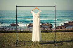 love this dress shot! | Lad & Lass #wedding
