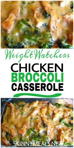 This healthy casserole is filled with chicken, broccoli and mushrooms in a creamy & light sauce Your family will love it! Serves 6 weight watchers chicken broccoli casserole ketogenic slimming is part of Weight watchers casserole - Poulet Weight Watchers, Weight Watchers Casserole, Plats Weight Watchers, Weight Watchers Diet, Weight Watcher Dinners, Weight Watchers Chicken, Weight Loss Meals, Weight Watchers Recipes With Smartpoints, Weight Watchers Smart Points