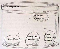 Si comme de nombreux consommateurs, vous disposez d'un bac pour ranger vos œufs dans le réfrigérateur, vous devez probablement jeter le packaging de la boi