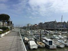Le Port du Pouliguen devant l'immeuble