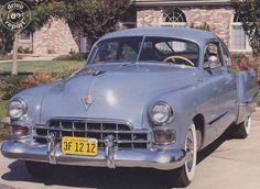 1948 Cadillac 61