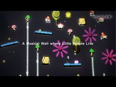 A Musical Wall where Little People Live - YouTube