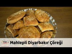 Mahlepli Diyarbakır Çöreği Tarifi - YouTube