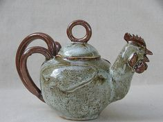 Rooster Teapot | Flickr - Photo Sharing!