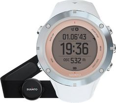 Suunto Watch Ambit3 Sports Sapphire (HR) #bezel-fixed #bracelet-strap-rubber #brand-suunto #case-material-steel #case-width-50mm #classic #delivery-timescale-4-7-days #dial-colour-lcd #gender-mens #movement-quartz-battery #official-stockist-for-suunto-watches #packaging-suunto-watch-packaging #smart-watch #subcat-ambit3 #supplier-model-no-ss020672000 #warranty-suunto-official-2-year-guarantee #water-resistant-50m
