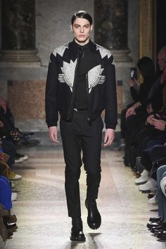 Les Hommes, Automne/Hiver 2017, Milan, Menswear Milan, Goth, Collection, Style, Fashion, Fall Winter, Men, Gothic, Swag