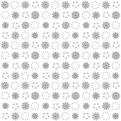 FREE printable Christmas snowflakes wrapping papers
