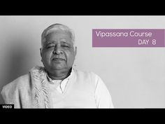 10 Day Vipassana Course - Day 8 (English) - YouTube Vipassana Meditation Retreat, Meditation Practices, Mindfulness Meditation, Guided Meditation, Meditation Youtube, Mindfulness Exercises, How To Stay Motivated, Spiritual Awakening, 10 Days