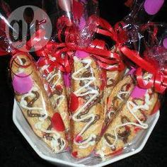 Chocolate Cherry Biscotti @ allrecipes.co.uk