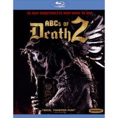 ABCs of Death 2 [Blu-ray]