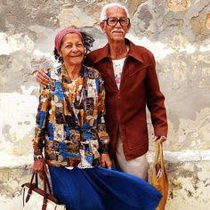 Cuban couple. I love.