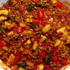 Leczo z passatą Chili, Food And Drink, Low Carb, Soup, Blog, Polish Recipes, Chilis, Soups, Blogging