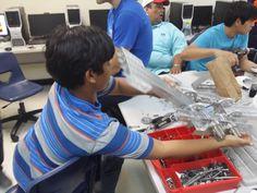 FIRST Robot Construction