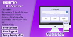 Shortny - URL Shortner with High Validation
