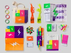 1st Latin American Design Festival in Lima Perú. Curated and design by IS Creative Studio.
