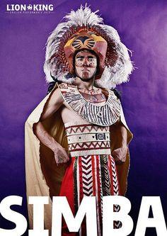 lion king costume designs - Simba
