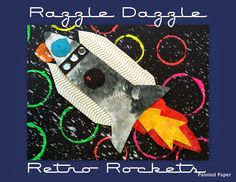 Retro Rockets Take Flight