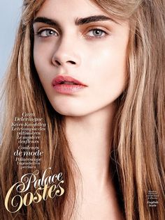 Cara Delevingne for Palace Costes Magazine