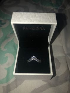 Pandora Princess Wish Ring on Mercari - Size 6 Brand new in box Never worn Stored in closet Set price - Cute Promise Rings, Promise Rings Pandora, Pandora Rings, Cute Rings, Pandora Bracelets, Pandora Jewelry, Art Deco Jewelry, Cute Jewelry, Jewelry Accessories
