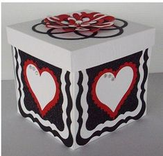 Wedding Explosion Box