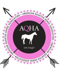 AQHA Arrow Logos Design Your Shirt, Horse Riding Clothes, Arrow Logo, American Quarter Horse, Horse Stuff, Random Stuff, Horses, Lettering, Logos