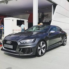 Is Daytonagrey the color of choice for the new RS5? V6 - BI-Turbo - 2.9L - 450hp at #dtmspielberg #redbullring @audianerr ---- oooo #audidriven - what else ---- . . . . #AudiRS5 #audi #RS5 #RS5Coupe #quattro #AudiSport #quattroGmbH #Austria #Österreich #igersvienna #igersaustria #redbull #AudiSportcars #redbullaustria #greyaudi #greyRS5 #austriangp #formula1 #dtm