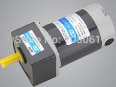 40W 80mm 24 V DC brush gear motor Micro DC gear motor Square gear head Gear Ratio 15:1 Electrical Equipment & Supplies