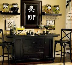 It's All About Halloween Decorating